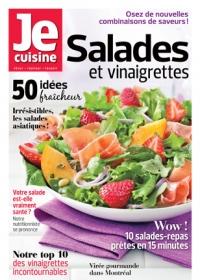 Je cuisine Salades et vinaigrettes