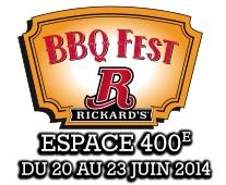 Le BBQ Fest Rickard's