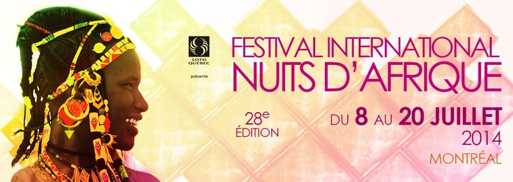 28e Festival International Nuits d'Afrique de Montréal