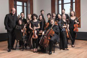 L'orchestre Les Violons du Roy