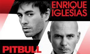 Enrique Iglesias et PITBULL
