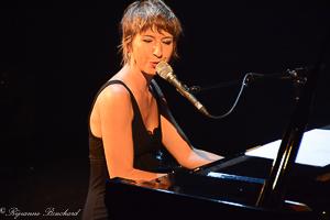 Catherine Major au Théâtre Petit Champlain