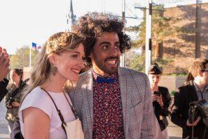 Adib Alkhalidey et Mylene Mackay