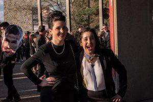 Marianna Mazza et Virgine Fortin