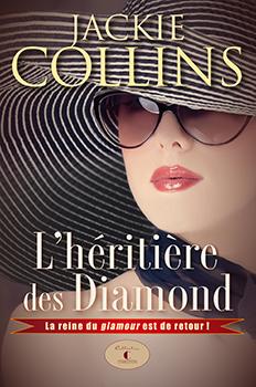 Jackie Collins L'héritière des Diamond © photo: courtoisie