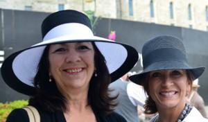 Mme Constance Lemieux (La Capitale) et Mme Annie Talbot