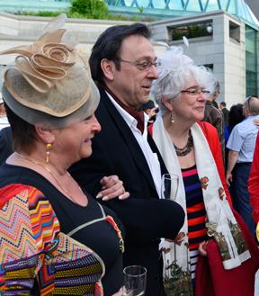 Jeanne, Yaïve et Renée