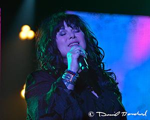 Ann Wilson, du groupe Heart