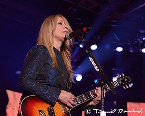 Nancy Wilson, une virtuose de la guitare