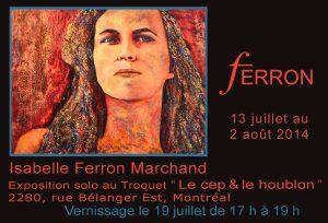 Isabelle Ferron Marchand