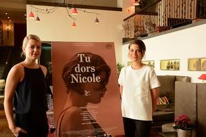Catherine St-Laurent et Julianne Côté