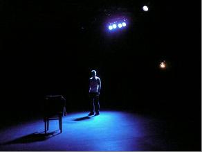 La solitude d'un acteur de Peep-Show