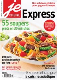 Je Cuisine Express 55 soupers prêts en 30 minutes