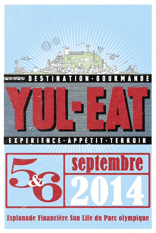 Destination gourmande YUL-EAT