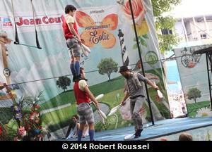 Le fabuleux cirque Jean Coutu