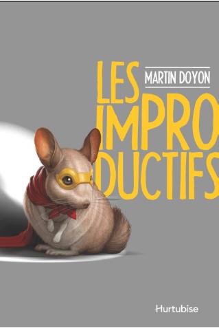 Martin Doyon Les improductifs © photo: courtoisie