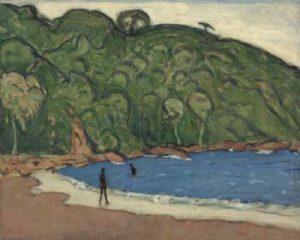 James Wilson Morrice, Paysage, Trinité