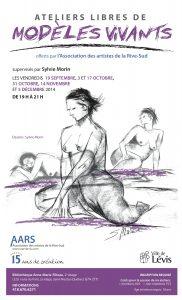 Association des artistes de la Rive-Sud - modèles vivants