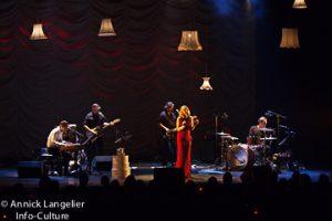 Valérie Carpentier et ses musiciens