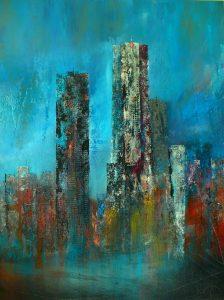 Oeuvre de Denise Cloutier