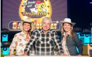Claudia Ébacher, Guy Mongrain, Julie Houle