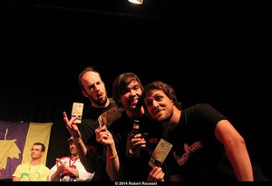 Olivier Goulet-Lafond, Pierre-Luc Bouchard et Julien April gagnants de la 30e édition du Punch-Club
