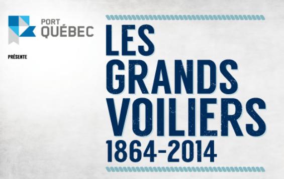 Les Grands Voiliers 1864-2014