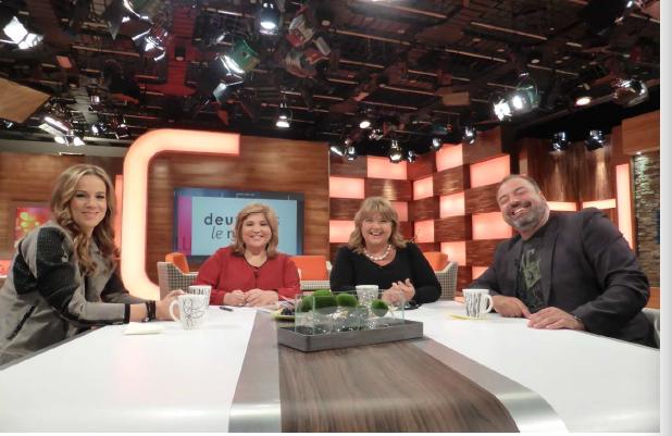 Véronique Robert, Marie-Claude Barrette, Lise Dion, Jean-Fraçois Mercier