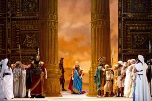 Nabucco à l'Opéra de Montréal