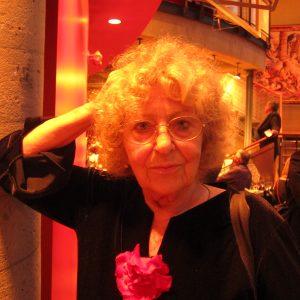 Denise Boucher, Le Théâtre de la Bordée, 17 septembre 2014