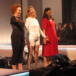 Lorraine Côté, Marie-Ginette Guay, Lise Castonguay