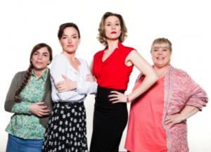 Anne Casabonne, Pascale Bussière, Édith Cochrane, Sonia Vachon