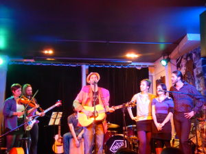 Jeando et son band
