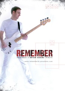 Remember, une hommage à Bryan Adams