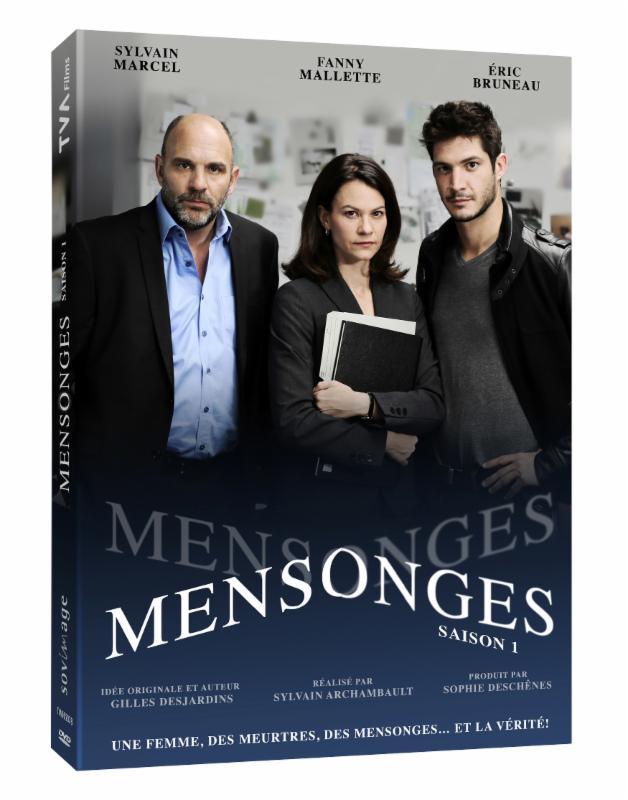 DVD-Mensonges
