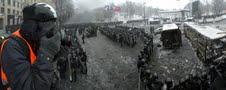 L'Euromaidan vu par Anatoliy Boyko © photo: Anatoly Boyko