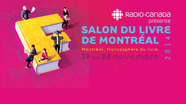 Le 37e Salon du livre de Montréal