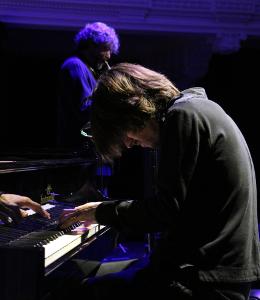 Vincent Gagnon et Alain Boies