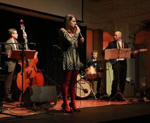Ariel Pocock Quartet