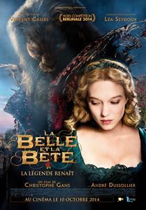 La Belle et la Bête en salle le 10 octobre