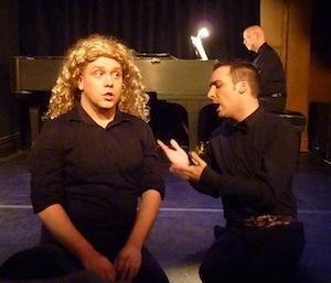 Étienne Cousineau (Fantasia) et Nathan LeLièvre (Caprice)