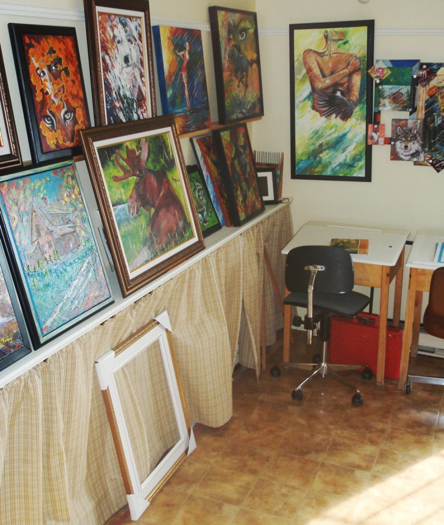 Atelier de Chantale Guy