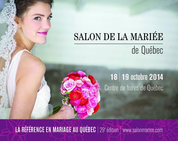 Salon de la mariée de Québec