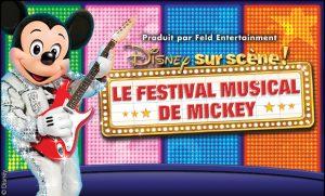 Disney Live! Le festival musical de Mickey