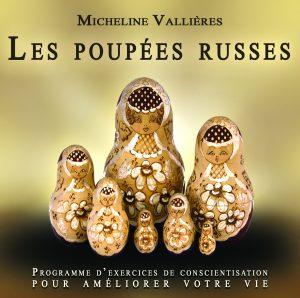 Micheline Vallières  présente son nouvel album Les poupée russes