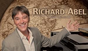 Richard Abel présente le spectacle à Montréal et Québec en avril 2015!