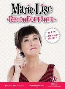 Un nouveau DVD pour Marie-Lise Pilote
