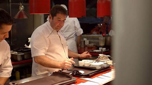 Le métier de chef : au-delà de la séduction © photo: courtoisie