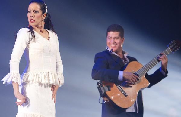 Rafael Lopez Flamenco Experience au Cabaret du Capitole le 30 novembre