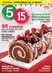 Magazine 5-15 des bûches décadentes